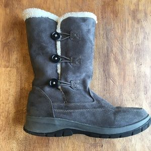 Itasca Suede Boots